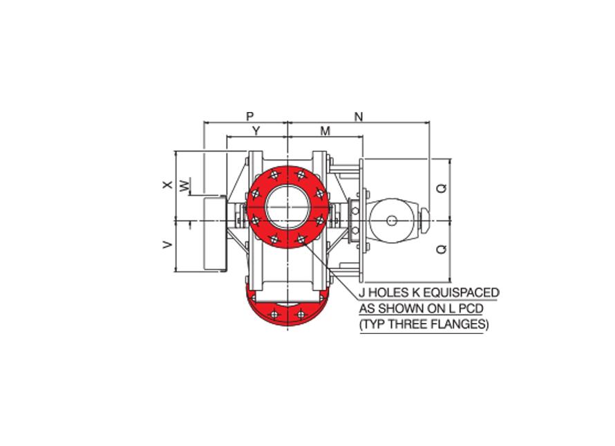 Plug Diverter Diagram - Rotolok South Africa