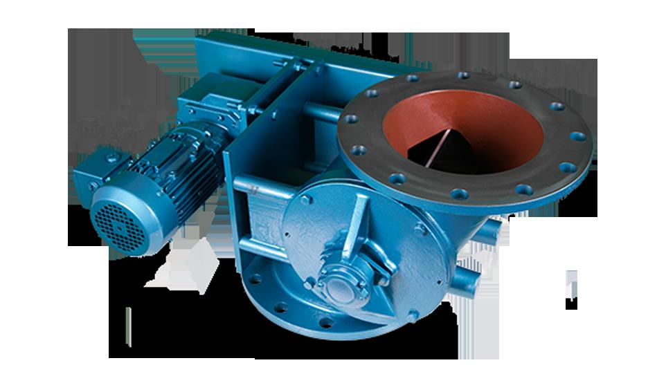 Offset Airlock Valve Manufacturer